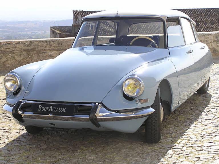 Citroën Ds Hire Estremoz