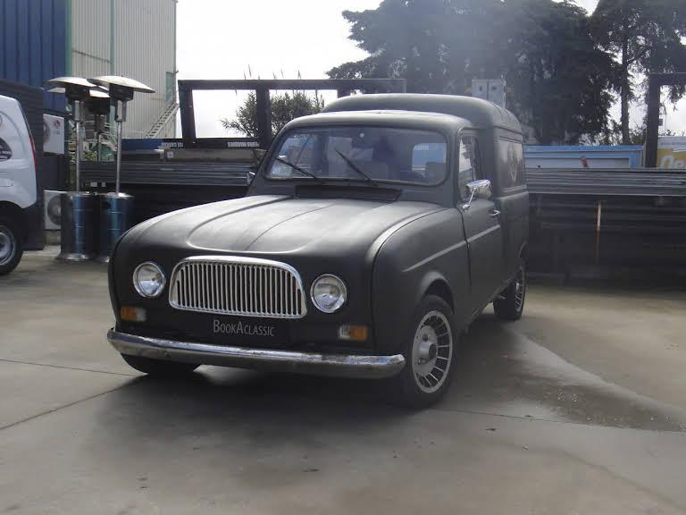 Renault 4 Fv Hire Alcochete