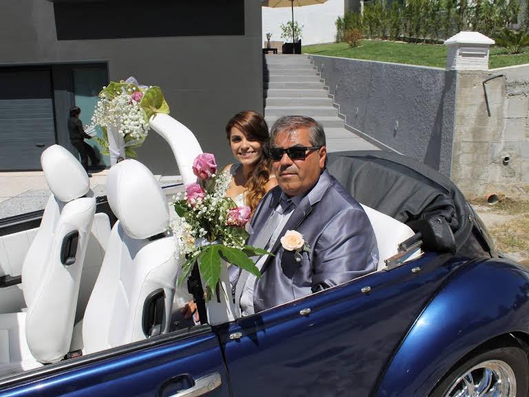 Volkswagen Carocha Cabrio Hire S. Mamede Coronado