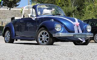 Volkswagen Carocha Rent Porto