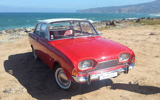 Ford Taunus 17m Rent Lisboa (Lisabon)