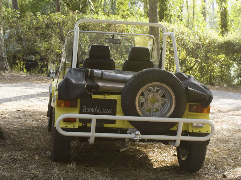 Mini Moke California Hire Coimbra