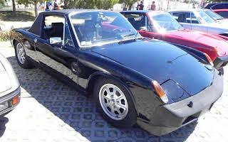 Porsche 914 2.0 Rent Leiria