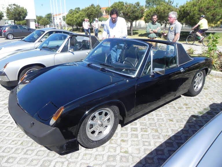Porsche 914 2.0 Hire Venda Nova