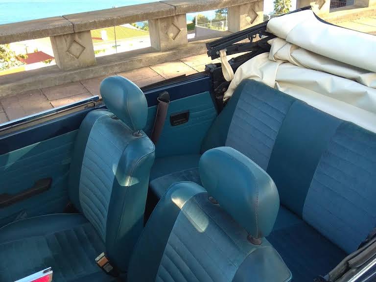 Volkswagen Carocha Cabriolet Hire Funchal