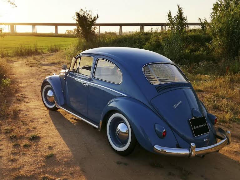 VW Carocha 1200 Limousine De Luxe Hire Alqueidão