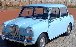 Wolseley Hornet Rent Aveiro