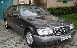 Mercedes-benz 600 SE Rent Aveiro