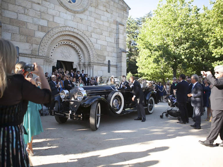 Packard Phaeton Hire Porto