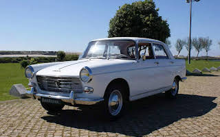 Peugeot 404 Rent Braga