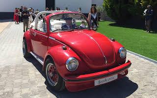 Volkswagen Carocha 1303 S Rent Leiria