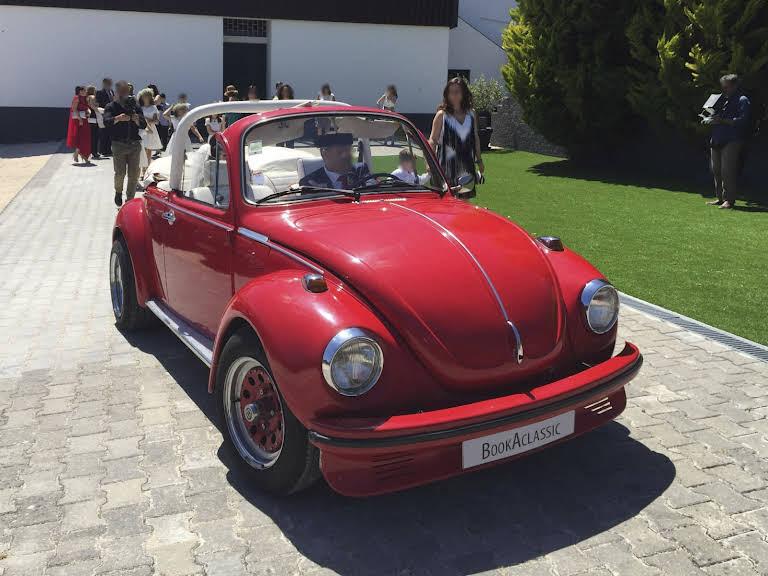 Volkswagen Carocha 1303 S Hire Lisboa