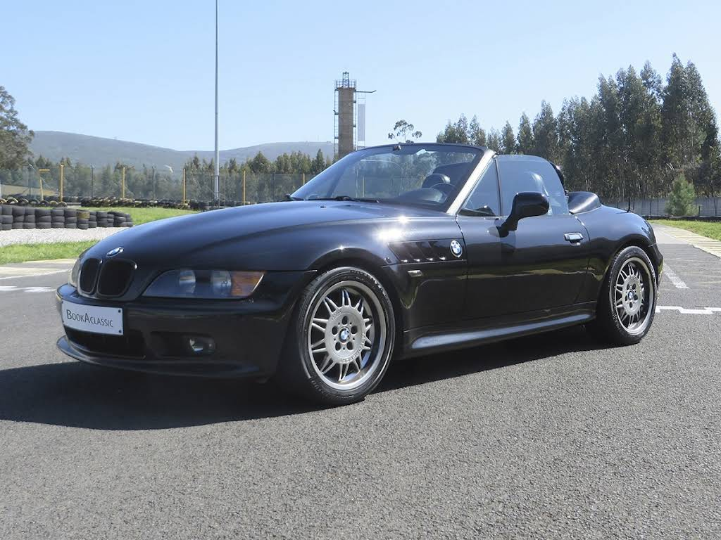 BMW Z3 Hire Alcanena