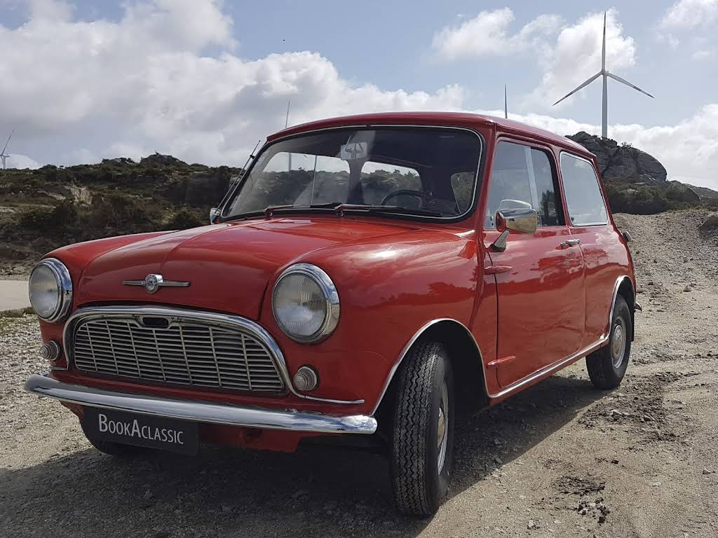 Mini Morris 850 Hire Viana Do Castelo